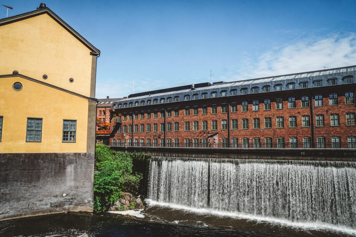 tips om Norrköping industrilandskapet