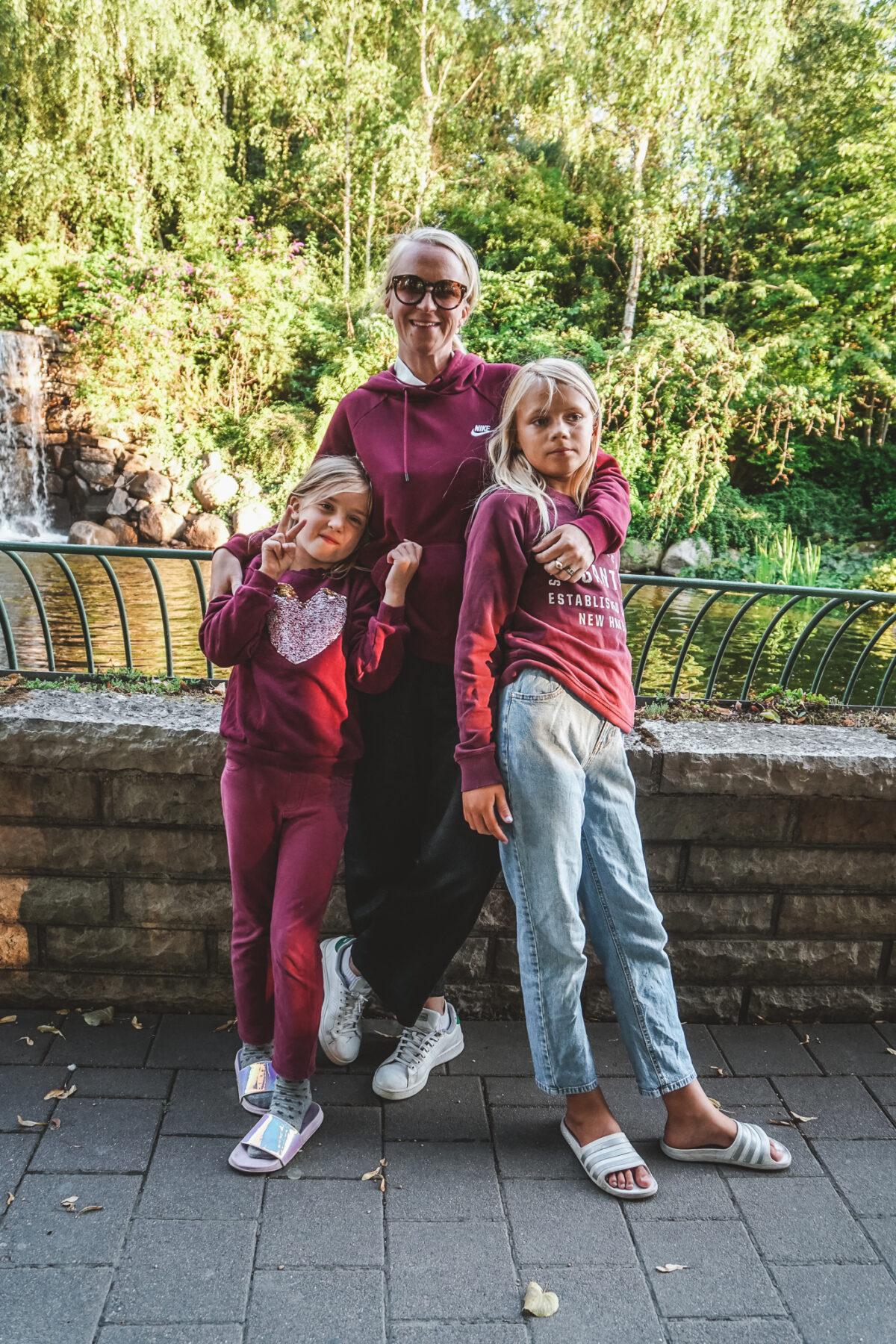 familjesemester i Göteborg